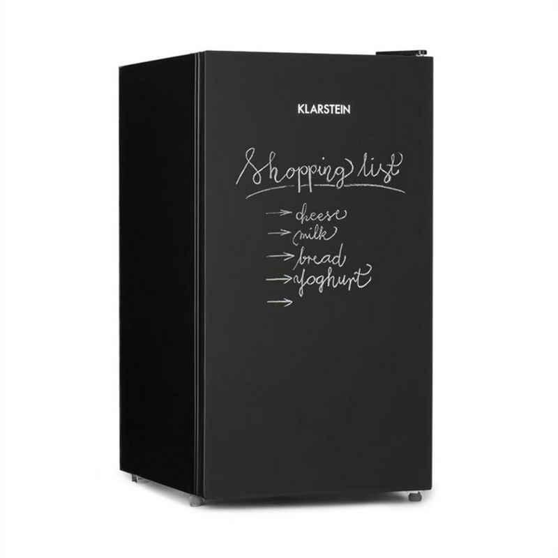 Klarstein Kühlschrank 10033129, 80 cm hoch, 45 cm breit