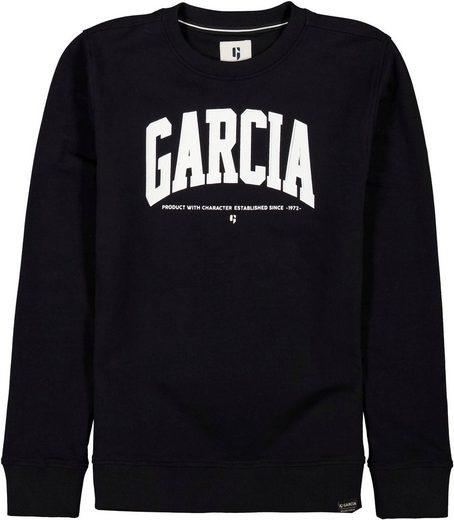 Garcia Sweatshirt »PRODUCT WITH CHARACTER«