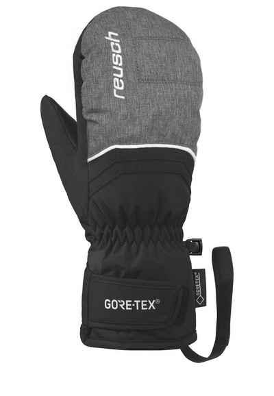 Reusch Fäustlinge »Tommy GORE-TEX Velcro Junior Mitten« warm, wasserdicht und atmungsaktiv