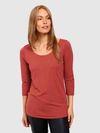 Laura Kent 3/4-Arm-Shirt in tollen Farben erhältlich