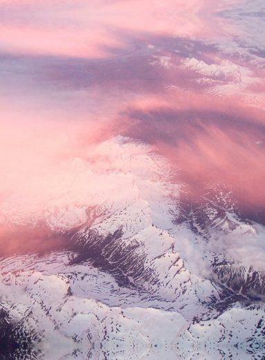 WOHNIDEE Leinwand »Soft Blush«