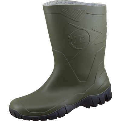 Dunlop »Dunlop Dee Stiefel grün« Gummistiefel