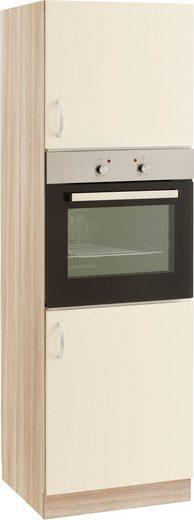 wiho Küchen Backofenumbauschrank »Flexi« Höhe 200 cm