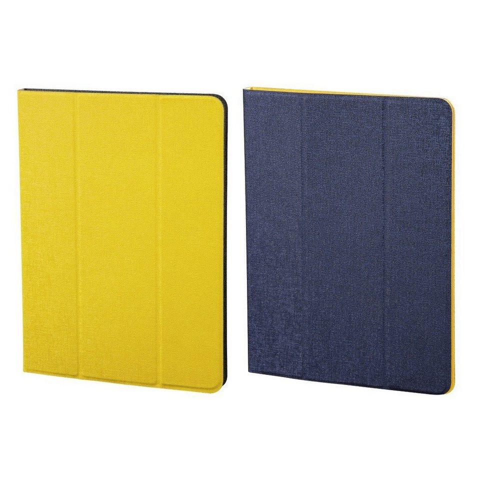 Hama Portfolio TwoTone für alle Tablets bis 25,6 cm (10,1) in Blau