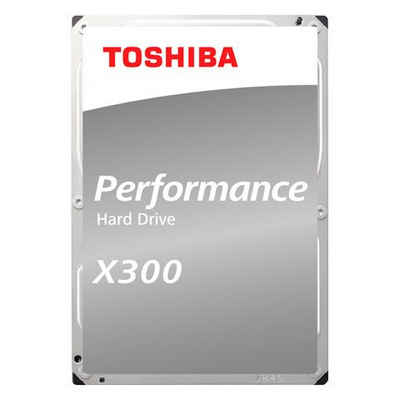 "Toshiba »X300 Performance 14TB Kit« HDD-Festplatte 3,5"" (14 TB), Bulk)"