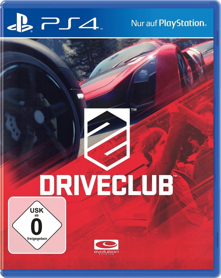 playstation 4 driveclub playstation 4 driveclub ist das. Black Bedroom Furniture Sets. Home Design Ideas