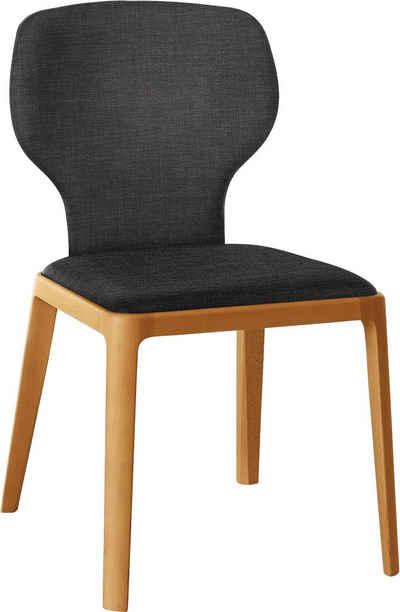 Der Stuhl mit Hocker