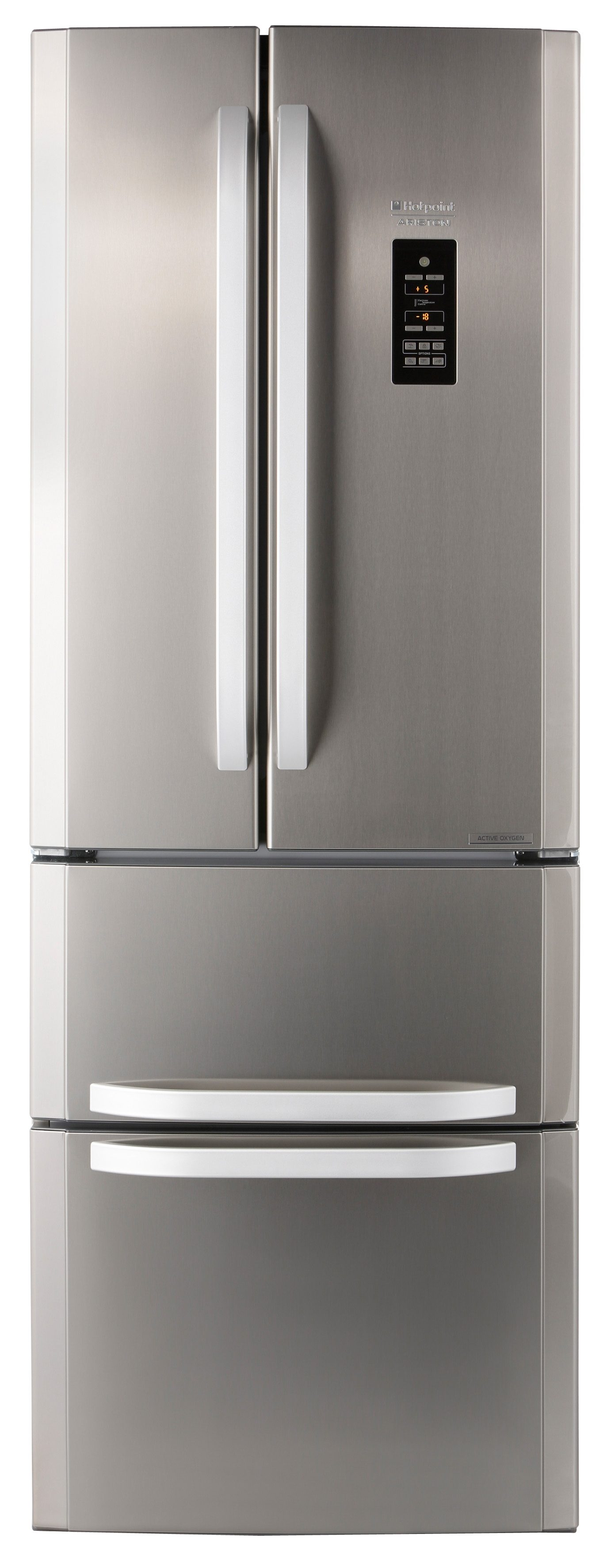 Hotpoint Side by Side E4DG AAA X O3 »Active Oxygen«, A++, NoFrost, 195,5 cm
