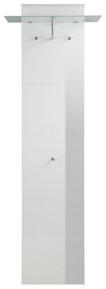Paneel, Made in Germany in weiß-weiß
