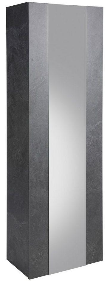 Garderobenschrank lisboa mit spiegel kaufen otto - Garderobenschrank mit spiegel ...