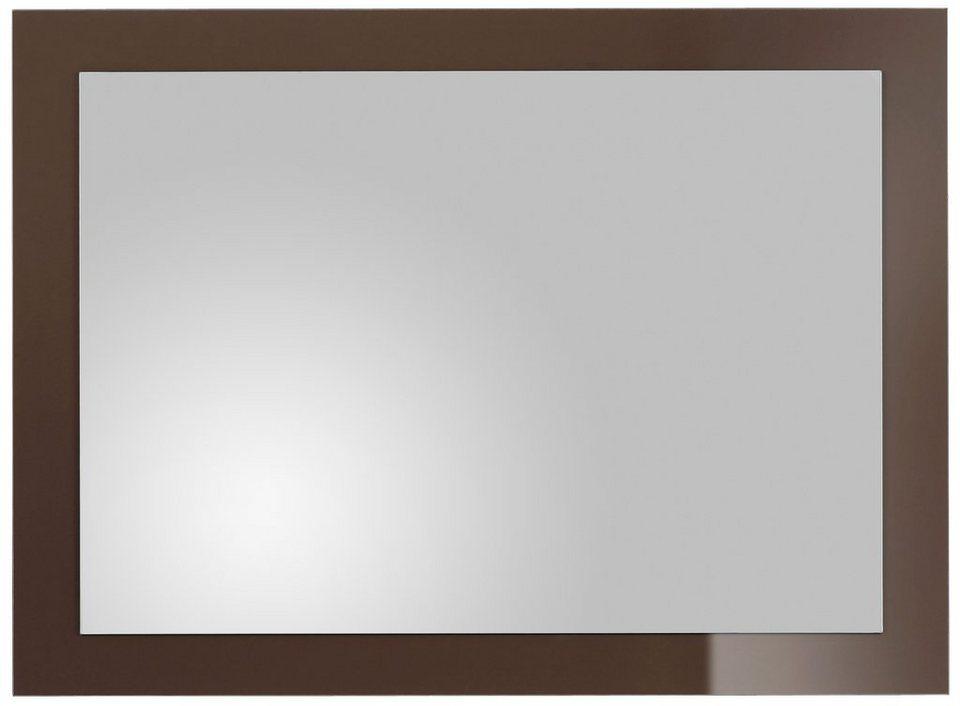 Spiegel »Mara« in schokofarben