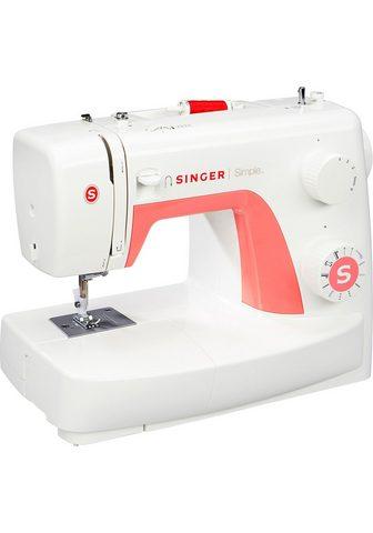 SINGER Siuvimo mašina Simple 3210 10 Nähprogr...