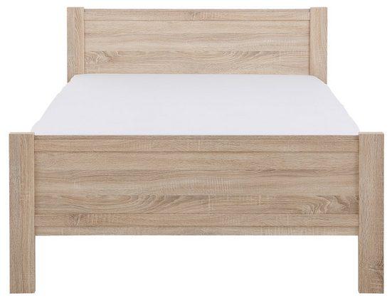 Bett, mit Komforthöhe