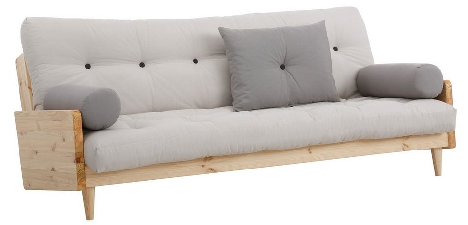 Schlafsofa, Karup in natur