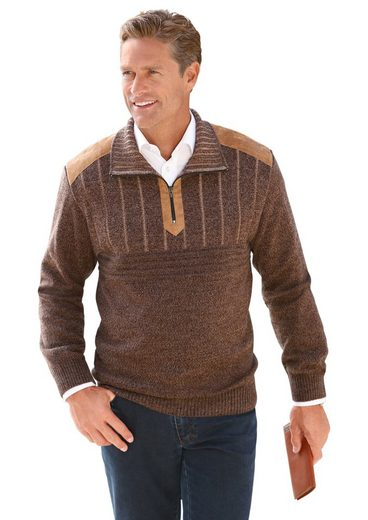 Classic Pullover, Marc René
