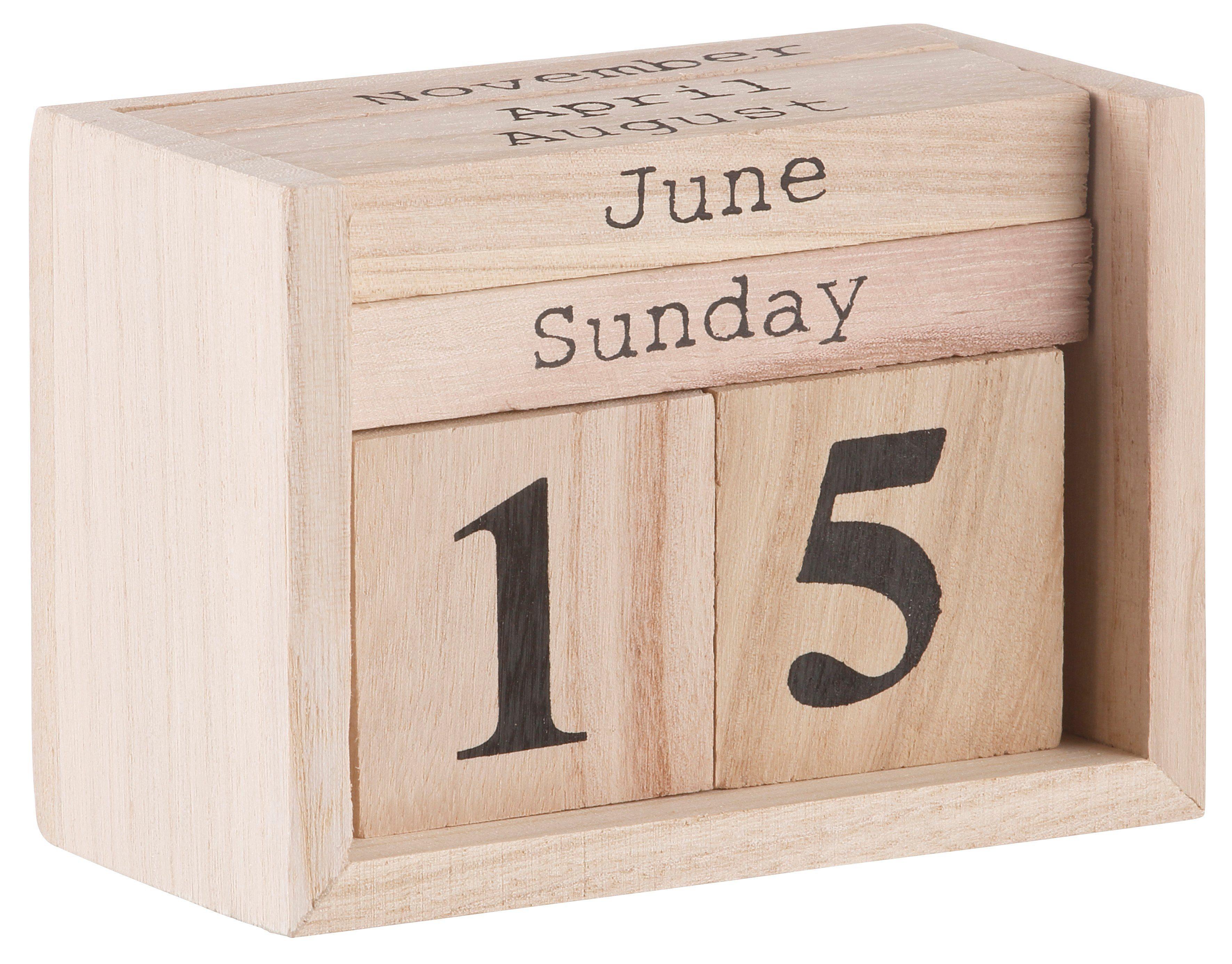 Dauerkalender, Bloomingville