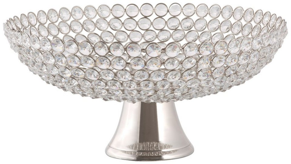 Premium collection by Home affaire Schale in silber