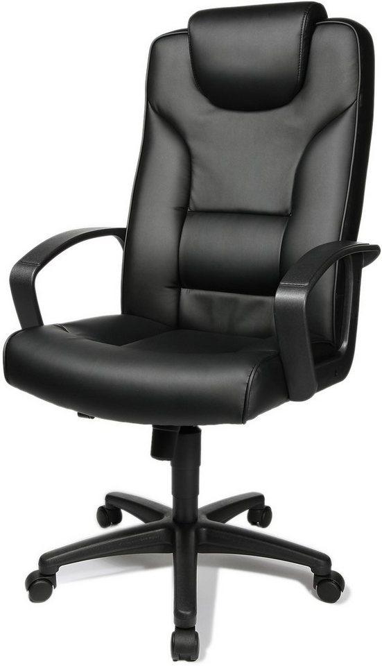 Topstar Chefsessel »Comfort Point 50« in schwarz
