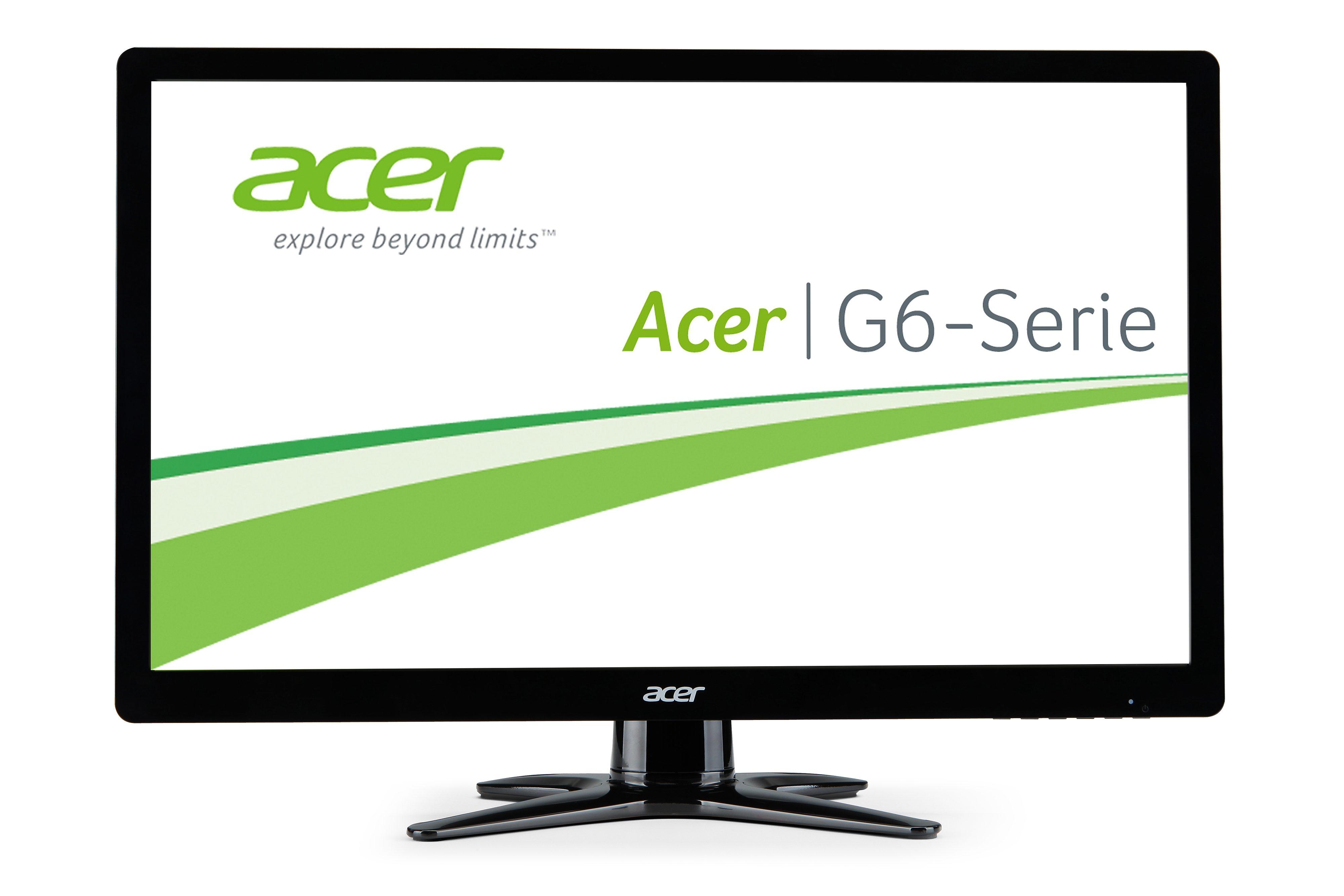 Acer Desktop Display »CC56CM 22IN FLAT - UM.WG6EE.I01«