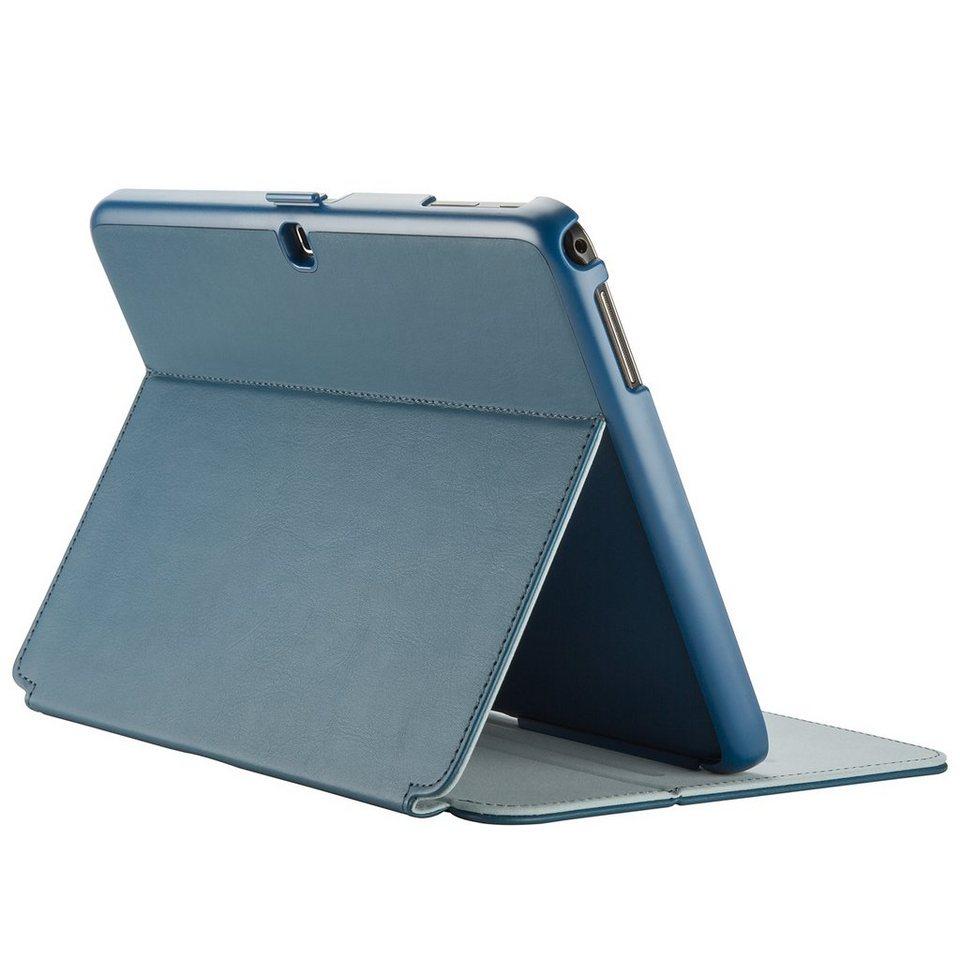 Speck HardCase »StyleFolio Samsung Galaxy Tab 4 10.1 DeepSea Blue/« in blau