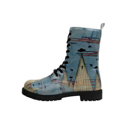 DOGO »The Future is Here« Stiefel Vegan
