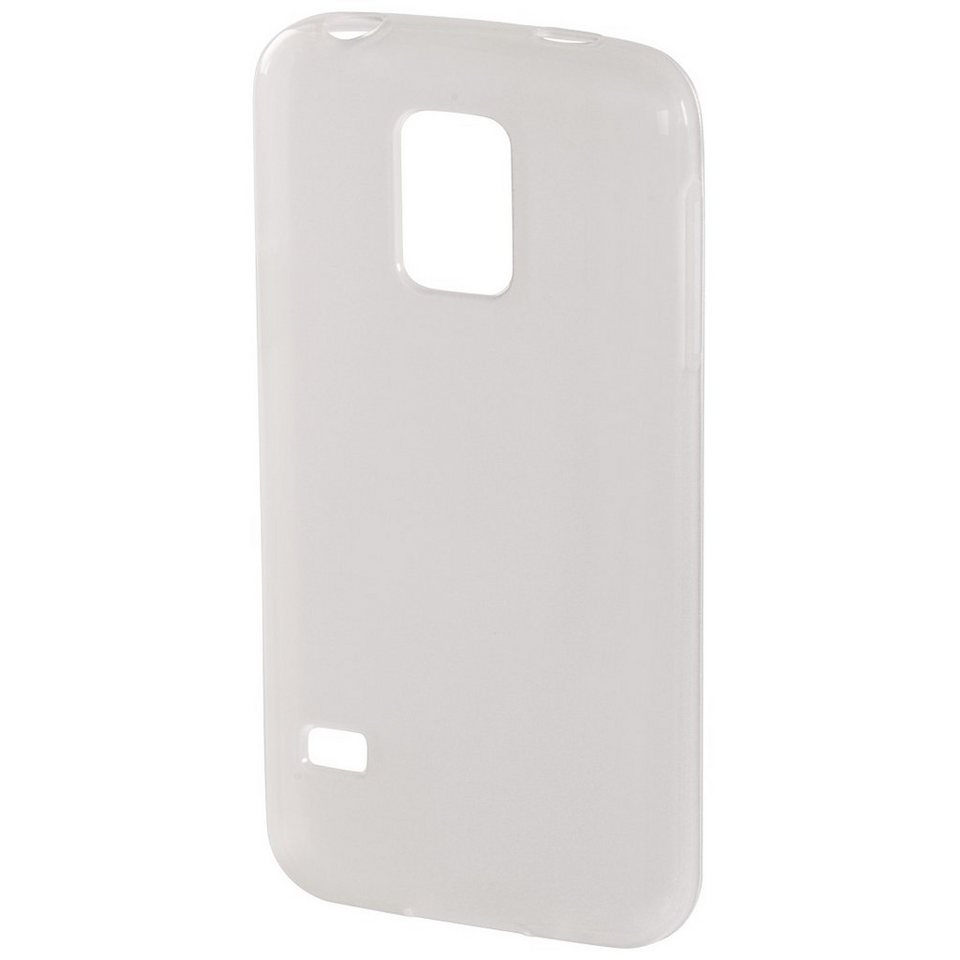 Hama Cover Crystal für Samsung Galaxy S5 mini, Transparent in Transparent