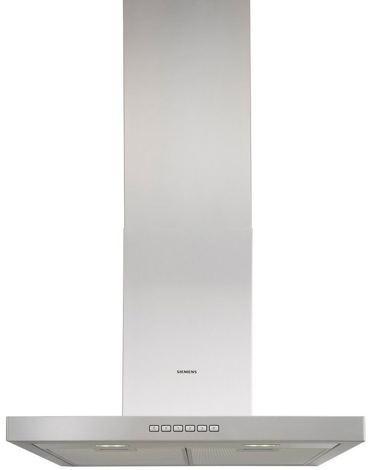 Siemens Wandhaube LC67BC532 in Edelstahl