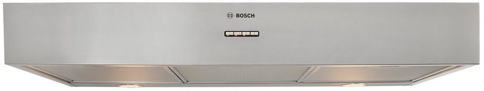 Bosch Unterbauhaube DHU965E in silberfarben