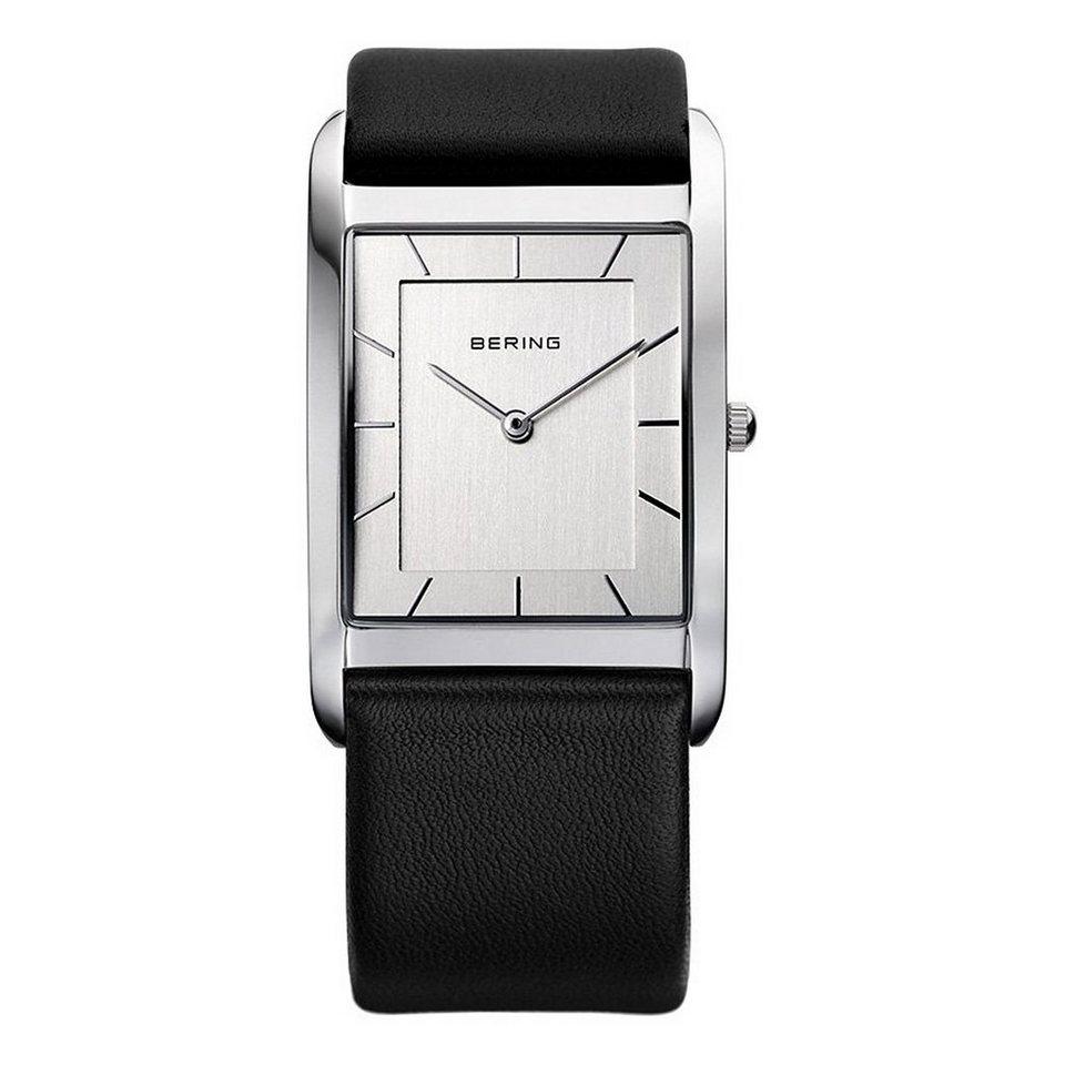 Bering Bering Armbanduhr Classic 14030-400 in schwarz, silber