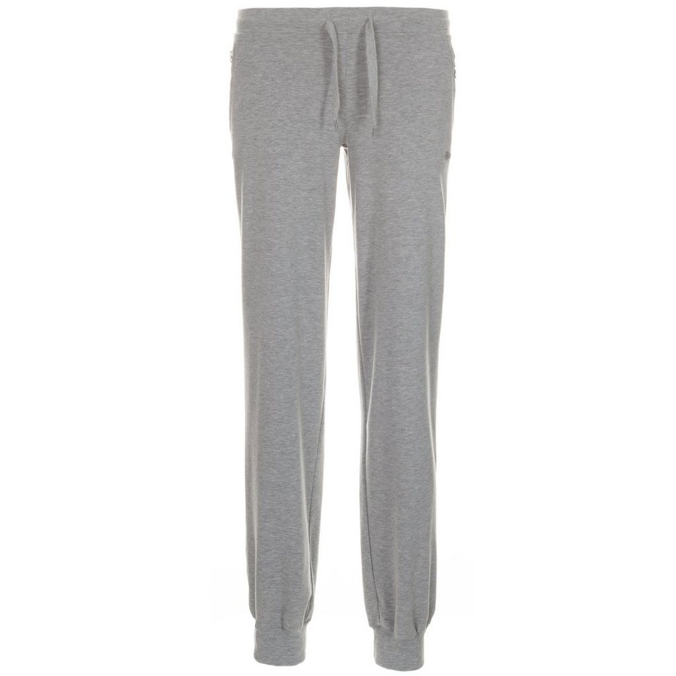 JAKO Trainingpants Balance Damen in grau meliert