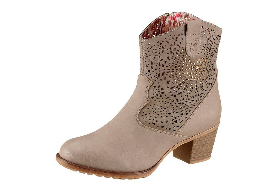 Stiefelette, Hush Puppies in taupe used