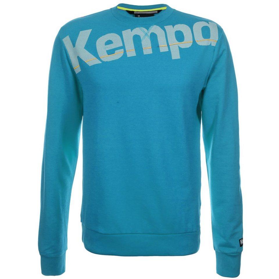 KEMPA Core Sweatshirt Herren in kempa blau