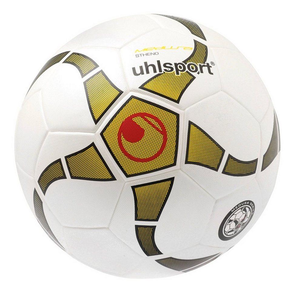 UHLSPORT Medusa Stheno Fußball in weiß/gelb/schwarz