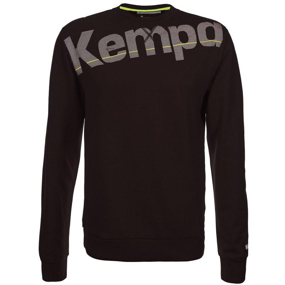 KEMPA Core Sweatshirt Herren in schwarz
