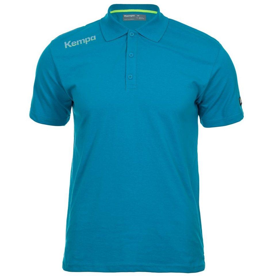 KEMPA Core Poloshirt Herren in kempa blau