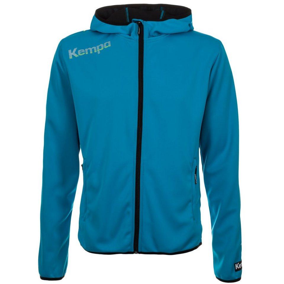 KEMPA Core Windjacke Herren in kempa blau