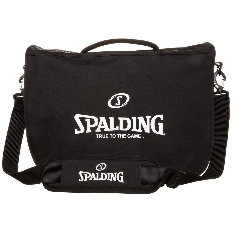 SPALDING Briefcase in schwarz
