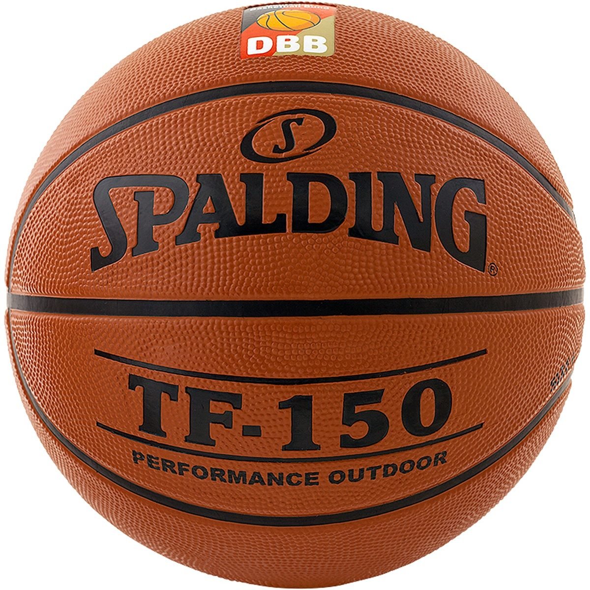 SPALDING TF150 DBB Outdoor Basketball