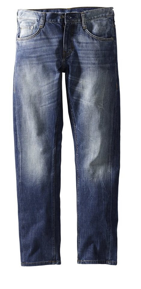 MUSTANG Jeans »Oregon Tapered« in strong bleach