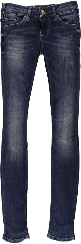 MUSTANG Stretchjeans »Gina Skinny« in dark scratched used