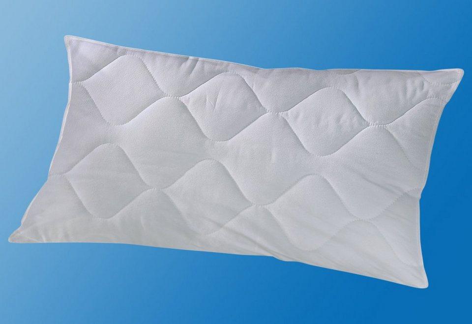 Microfaserkissen Greenfirst Kbt Bettwaren 1 Tlg Online Kaufen Otto