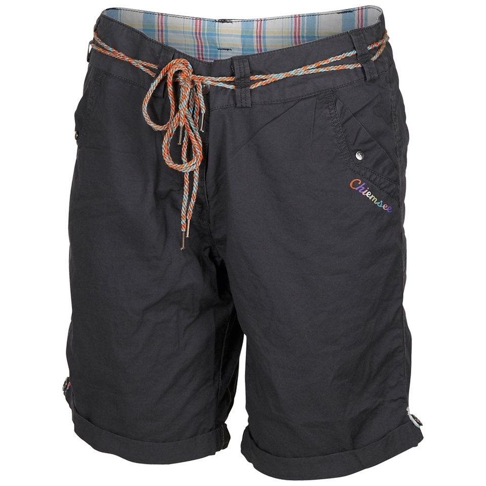 Chiemsee Shorts »EVEROSE« in dark shadow