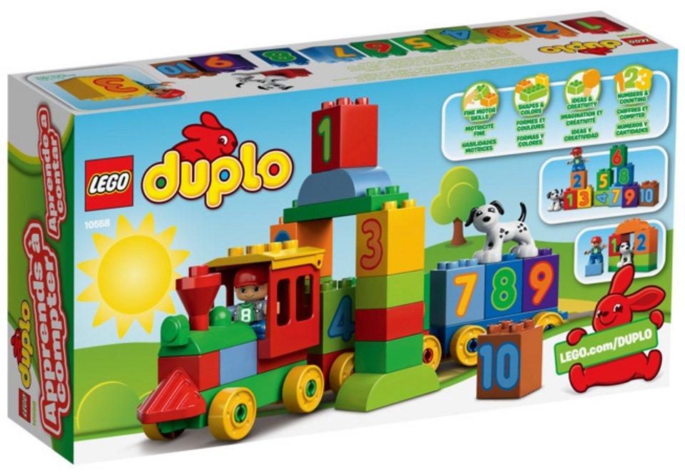 Zahlenzug (10558), LEGO® DUPLO®