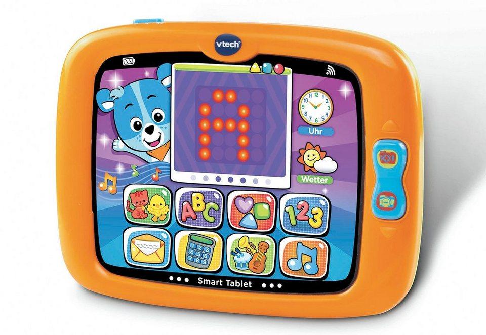 VTech Lernspielzeug, »Smart Tablet« in bunt