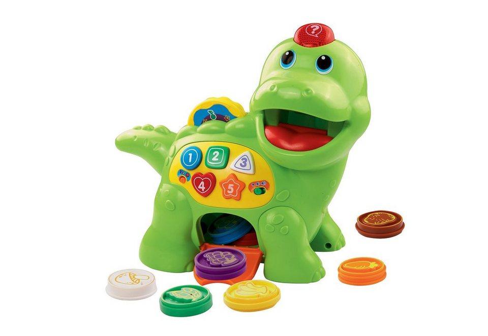 Lernspielzeug, »Fütter-mich Dino«, VTech in bunt