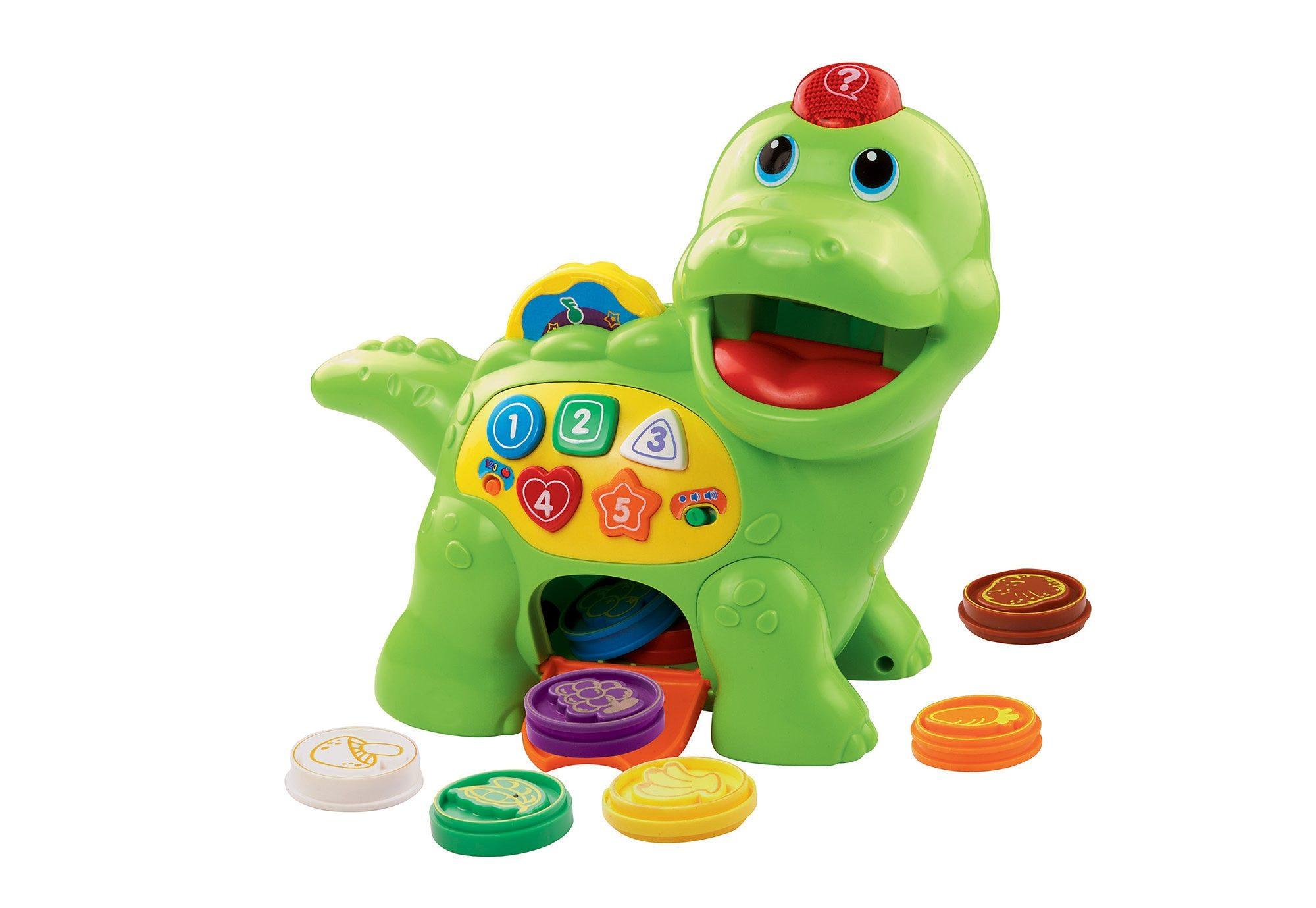 VTech Lernspielzeug, »Fütter-mich Dino«