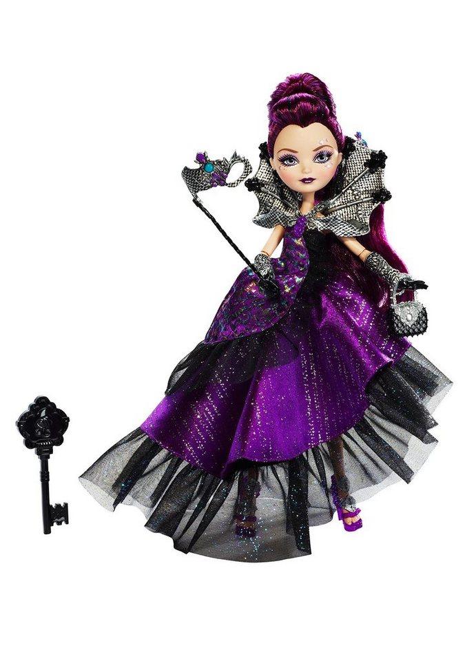Mattel, Puppe »Ever After High - Raven Queen« in bunt
