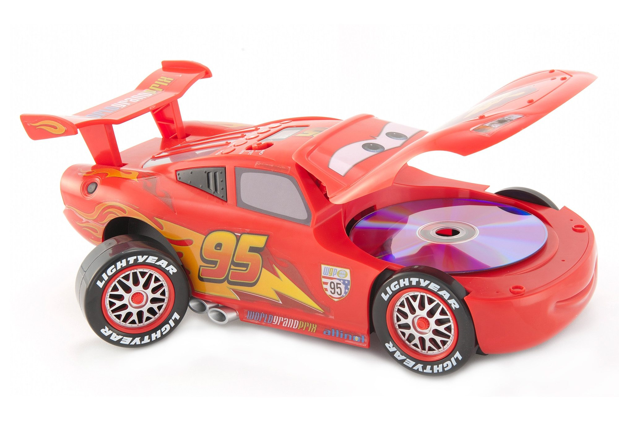 Lexibook, CD-Player, »Disney Cars«