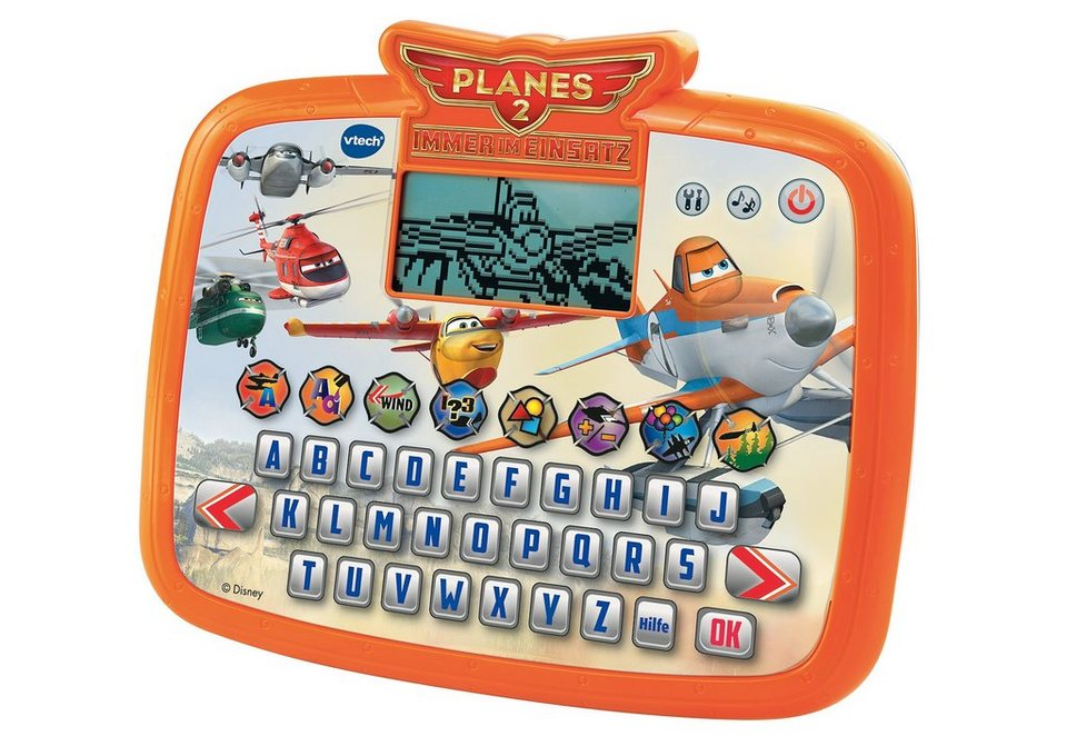 Lerntablet, »Planes 2 - Dusty«, VTech