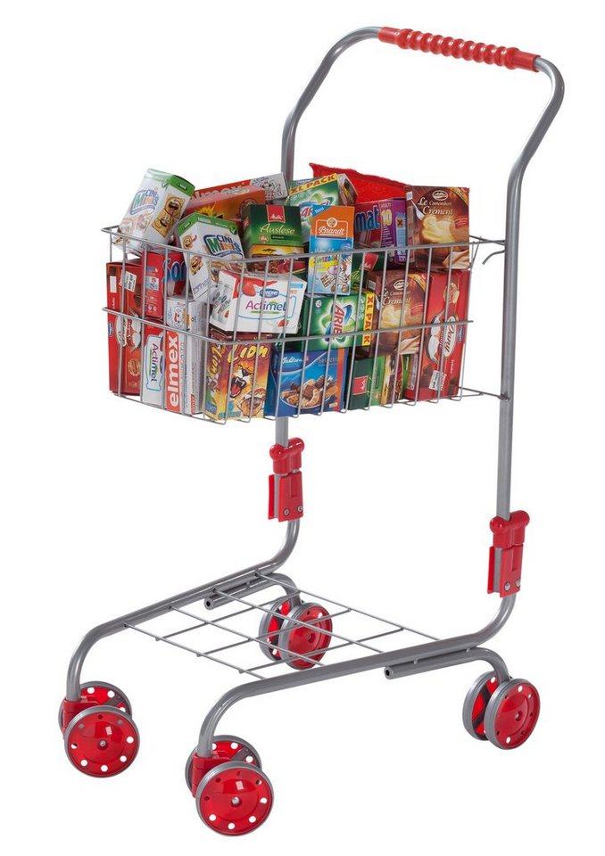 Kaufladensortiment, »Einkaufswagen«, Tanner